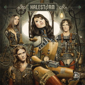 Halestorm (Deluxe) album