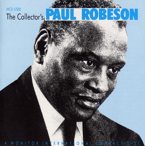 The Collector's Paul Robeson album