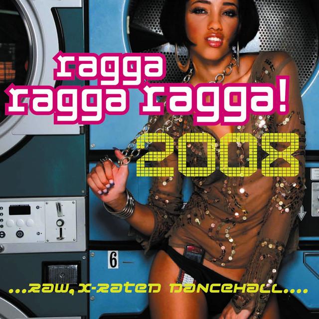 Various Artists Ragga Ragga Ragga 2008 album cover