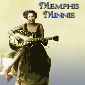 The Best of Memphis Minnie Albumcover