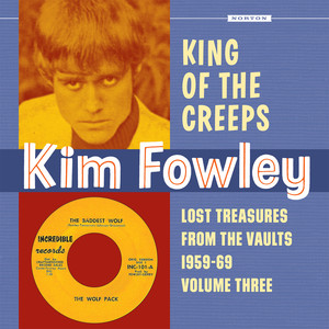 King of the Creeps: Lost Treasures from the Vaults 1959-1969, Vol. 3 album