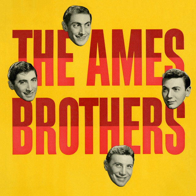 The Ames Brothers The Ames Brothers album cover