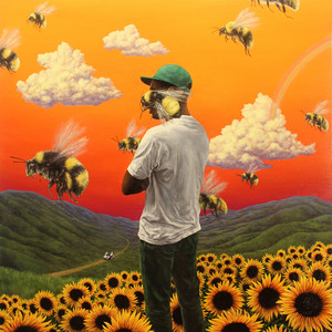 Tyler, the Creator Rex Orange County, Anna Of The North Boredom cover
