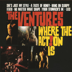 Where the Action Is album