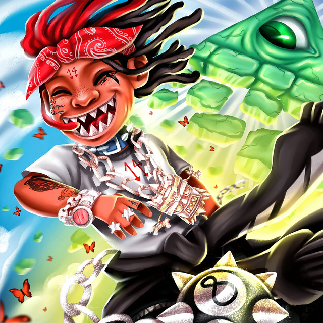 Musik Album: 'A Love Letter To You 3' von  Trippie Redd