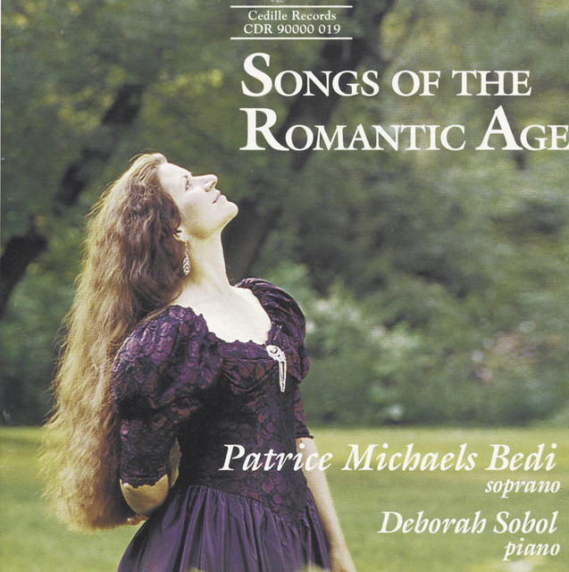 Songs Of The Romantic Age Albumcover