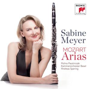 Mozart Arias album