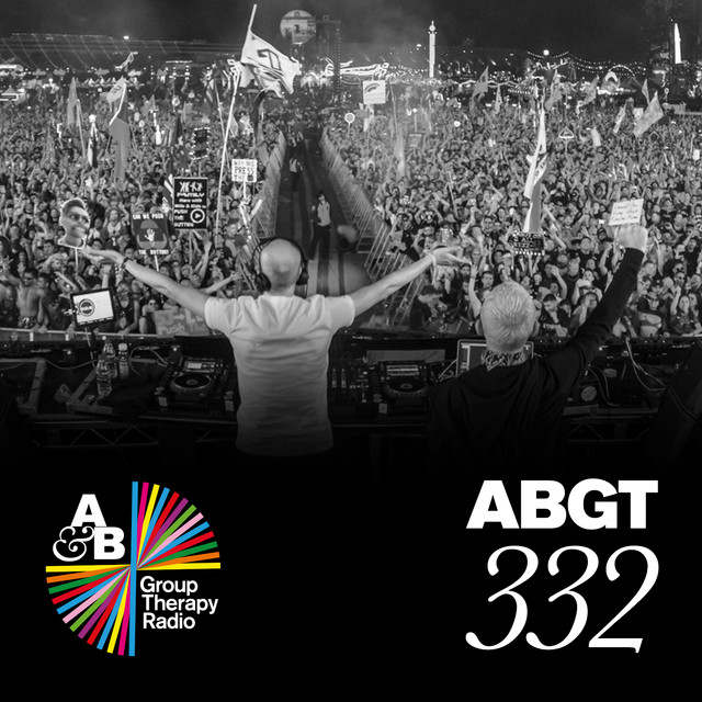 Album cover for Group Therapy 332 by Above & Beyond