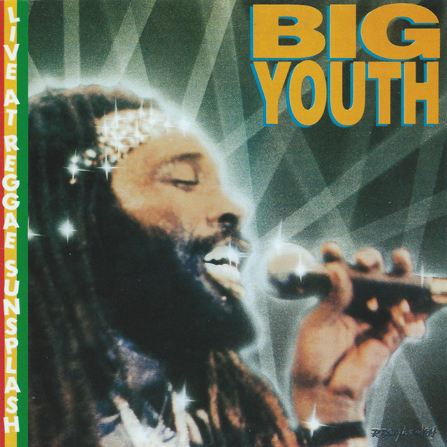 Big Youth - Live
