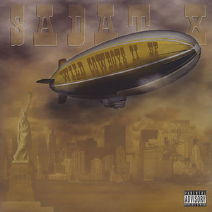 Wild Cowboys II - EP album