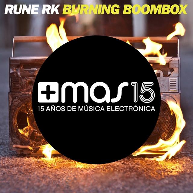 rune rk burning boombox