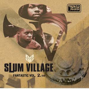 Slum Village Hold Tight cover