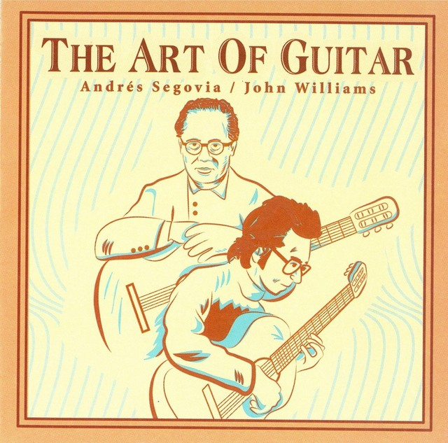 The Art Of Guitar Albumcover