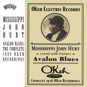 Avalon Blues: The Complete 1928 OKeh Recordings album