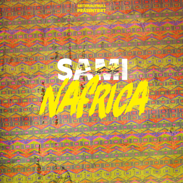 Album cover for Nafrica by Sami