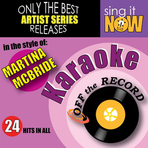 Off The Record Karaoke This One's For The Girls - Karaoke Version cover