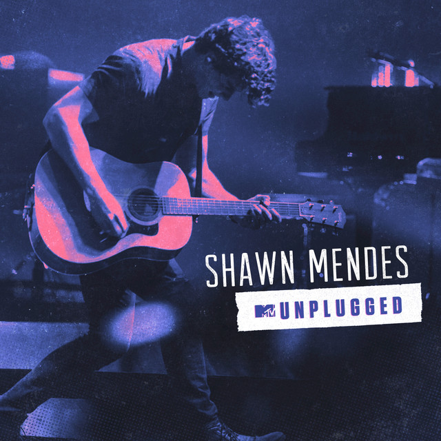 Shawn Mendes MTV Unplugged album cover