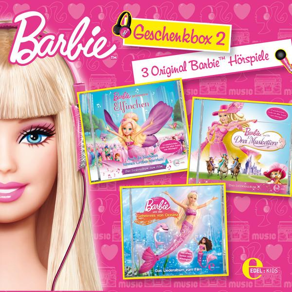 Muskatztiere  Barbie und Die Drei Musketiere  Das Liederalbum