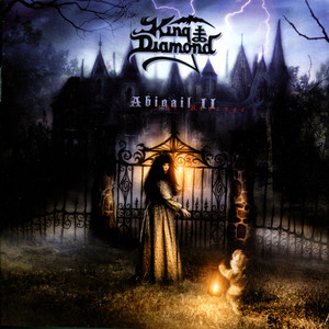 King Diamond The Crypt cover