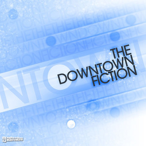 The Downtown Fiction Is Anybody Out There? cover