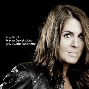 Nightbook, Hanna Devich plays Ludovico Einaudi Albumcover