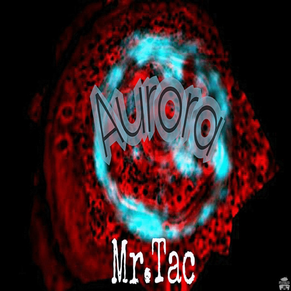 Album cover for Aurora by Mr.Tac