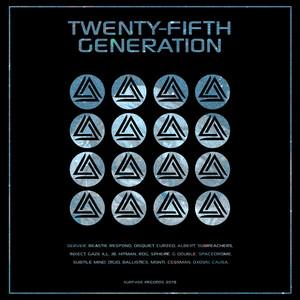 Twenty-Fifth Generation Albumcover
