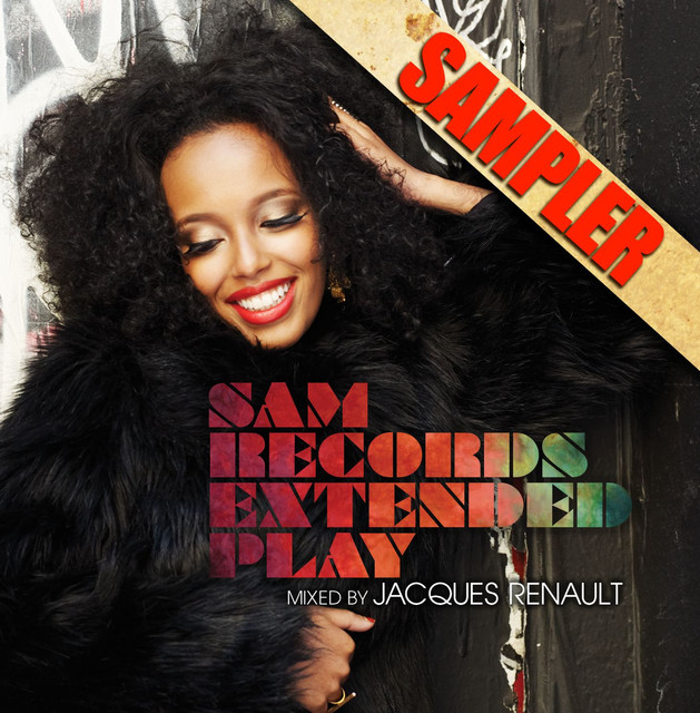SAM Records Extended Play Mixed by Jacques Renault - Sampler