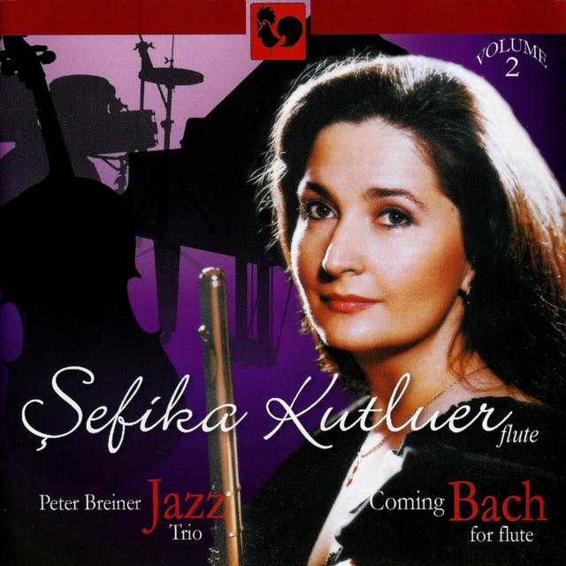 Sebastian, Sefika Kutluer, Peter Breiner Jazz Trio, Peter Breiner Coming Bach for Flute, Vol. 2 album cover