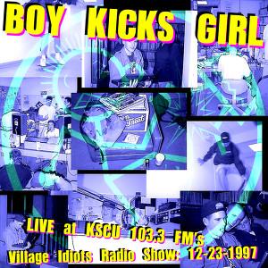 Live At KSCU 103.3 FM's Village Idiots Radio Show: 12-23-1997 Albumcover