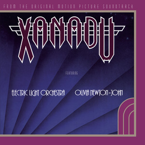 Xanadu - Original Motion Picture Soundtrack Albumcover