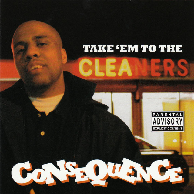 Take'em to the Cleaners Albumcover