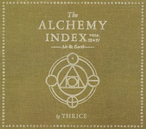 The Alchemy Index Vols III & IV: Air & Earth album