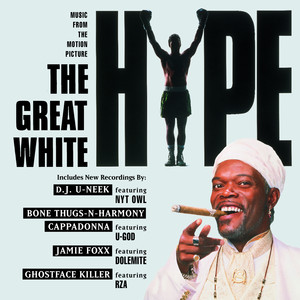 The Great White Hype Music From The Motion Picture Albumcover