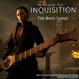 Dragon Age: Inquisition - The Bard Songs Albumcover