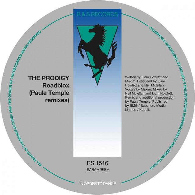 Roadblox (Paula Temple Remixes)