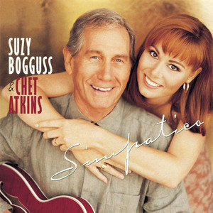 Suzy Bogguss, Chet Atkins When She Smiled At Him - feat. Chet Atkins cover