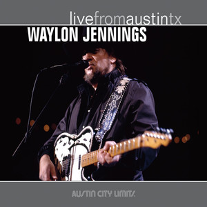 Waylon Jennings Luckenbach, Texas cover