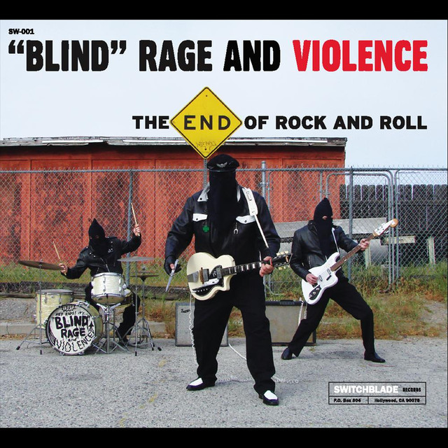 Blind Rage and Violence
