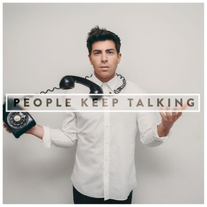 People Keep Talking Albumcover