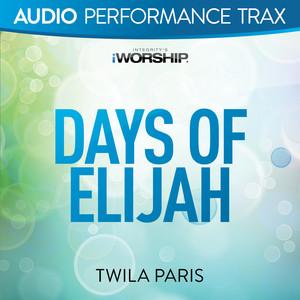 Days of Elijah (Audio Performance Trax)
