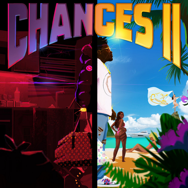 Album cover for Chances 11 by Blockboi Twitch