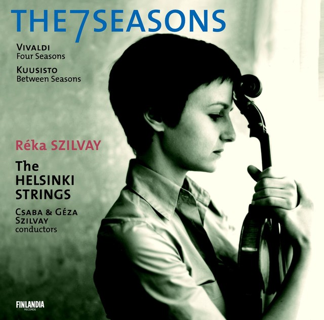The 7 Seasons Albumcover