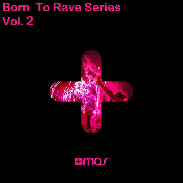 Various Artists Born to Rave Series, Vol. 2 album cover