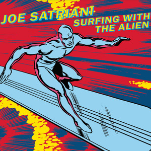 JOE SATRIANI, Surfing with the Alien på Spotify