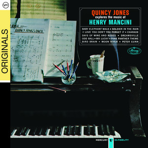 Explores The Music Of Henry Mancini Albumcover