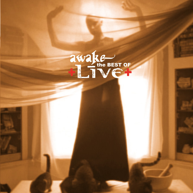 Live Best Of Live (Europe Version) album cover