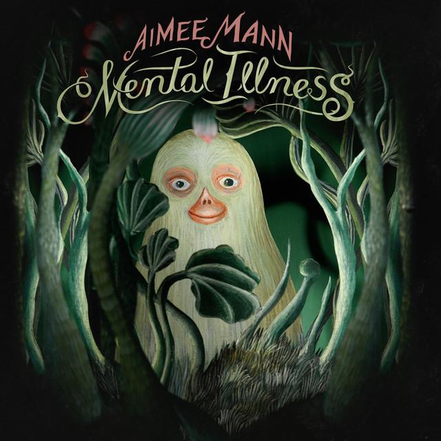 Skivomslag för Aimee Mann: Mental Illness