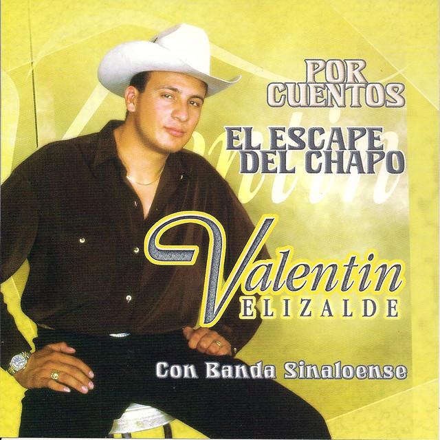 El Escape del Chapo Albumcover