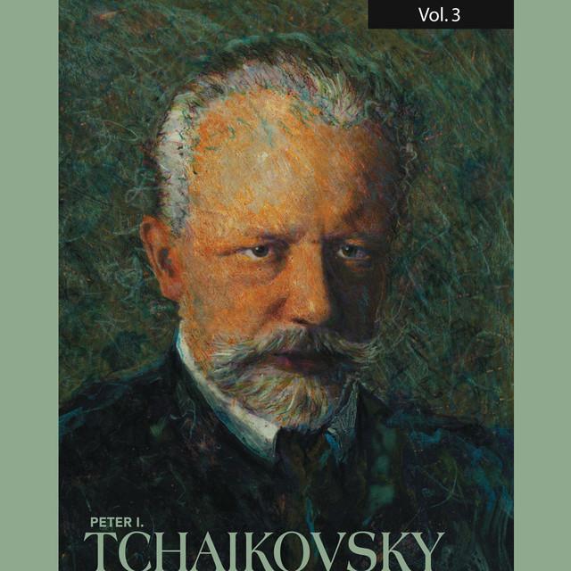 Peter Tchaikovsky, Vol. 3 Albumcover